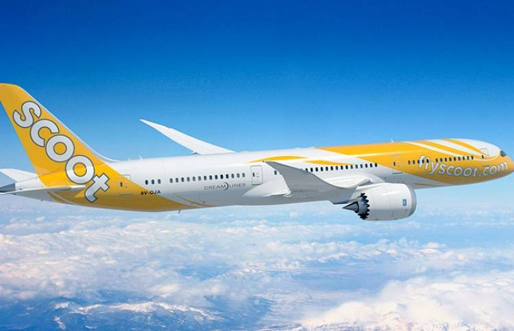 Scoot to suspend flights to Male