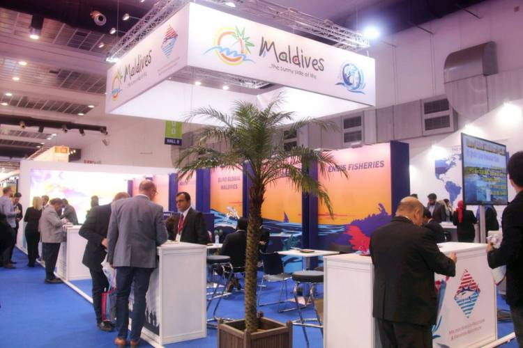 Maldives participates in the 27th Seafood Expo in Brussels