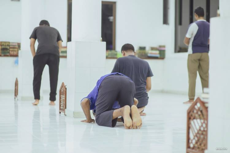 Three mosques in capital closed for disinfection