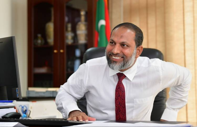 Against revoking Yameen administration's restriction on peaceful assembly: Home Minister