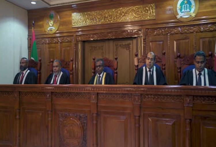 Parliament accepts motion to increase Supreme Court justices to seven