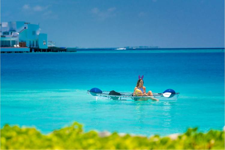 Special surprises among Easter activities at Lux* North Malé Atoll