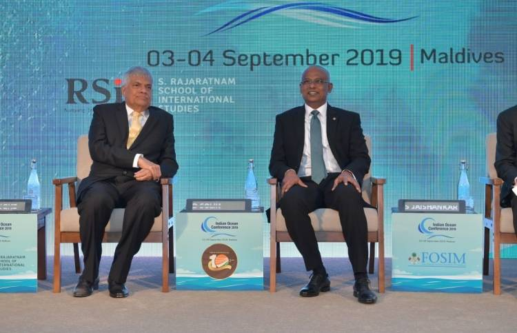 Indian Ocean Conference 2019 kicks off