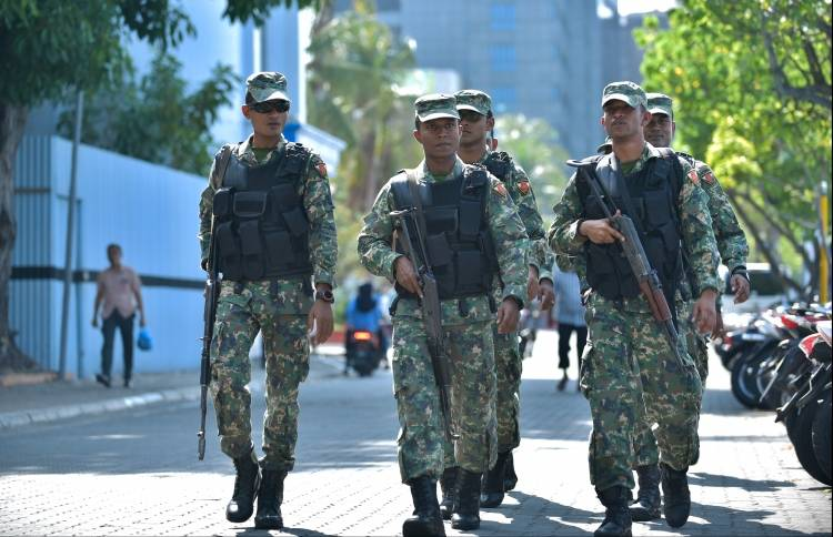MNDF launches special armed operation