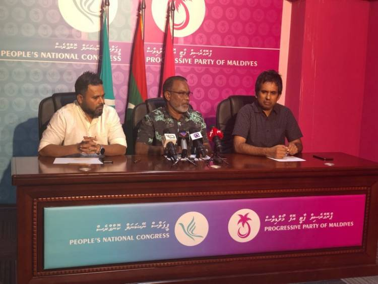 Opposition coalition candidates 'will submit financial statements'
