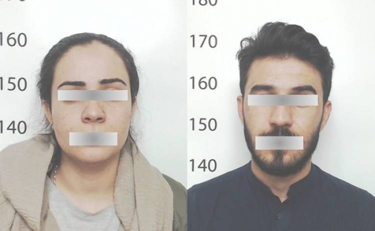 Immigration catches woman with fake passport, along with man assisting her