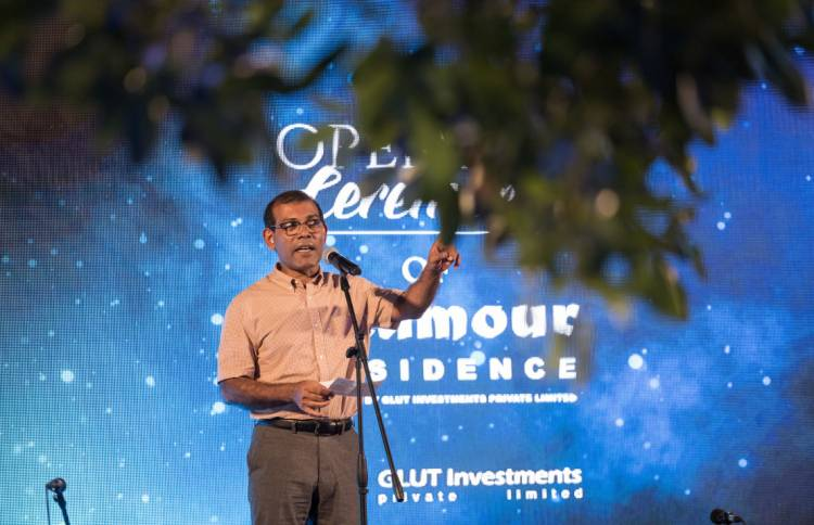 Pending court cases involving banks hindering real-estate sector: Mohamed Nasheed