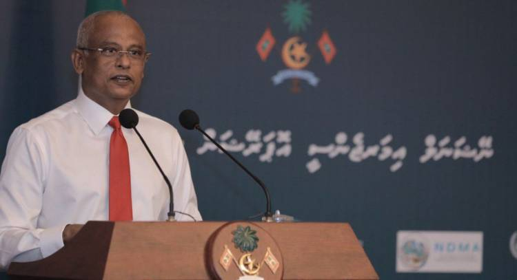 President announces closure of on arrival visa to the Maldives