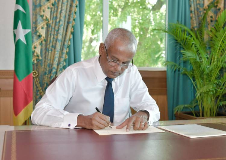 Pres ratifies bill to postpone local council elections