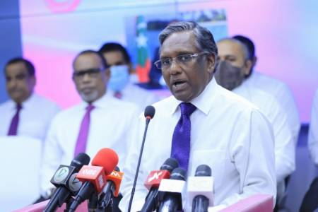Maldives' opposition appoints ex-president Waheed as special advisor