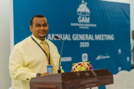 Guest House Association's chairperson resigns