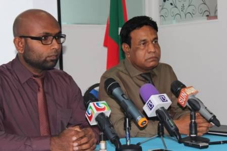 HRCM member Moosa hands in resignation
