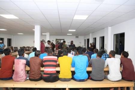 Police thwart expat-led protest in Vaavu Atoll