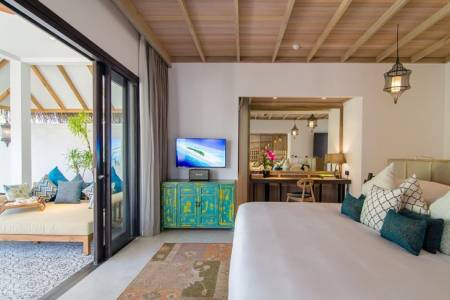 The Suite Life: Finolhu, Maldives