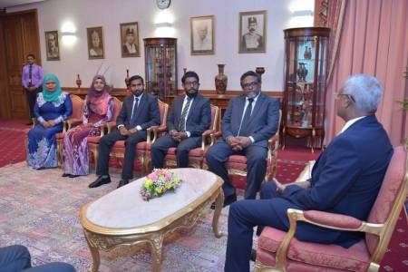 Asset recovery commission submits report to President Solih