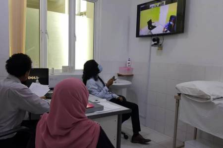Consultations with oncologists facilitated at Fuvahmulah Hospital