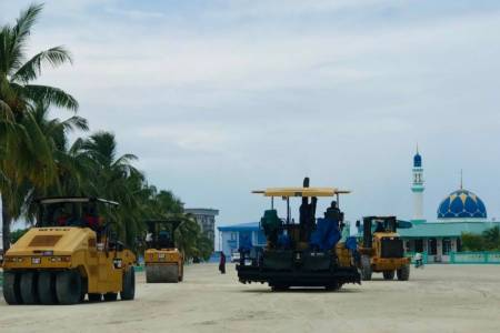 Hoarafushi airport to reach completion in October