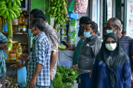 COVID-19: Maldives records 124 new cases, 139 recoveries