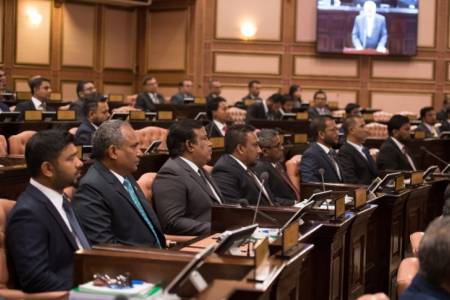 Ruling party MPs call for Health Minister Ameen's removal