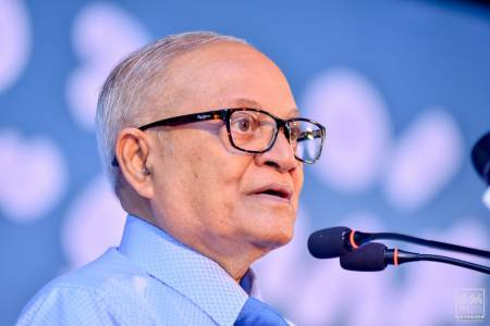 Gayyoom hits back at Nasheed over vote-rigging claims