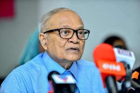 Maldives' ex-pres, Gayyoom tests positive for COVID-19