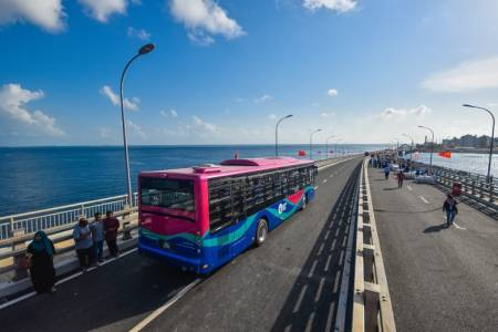 MTCC assigned with project to develop Malé public transport