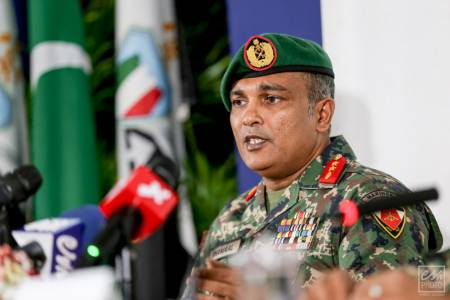 MNDF deny presence of armed foreign military personnel