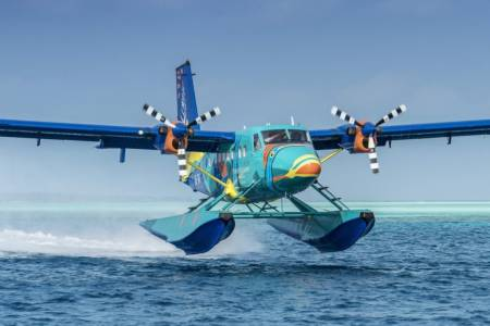 Four Seasons Landaa Giraavaru unveils the Flying Triggerfish