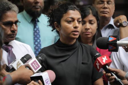 MDP's battle for speaker: MP Eva accuses gov't of using undue influence to sway outcome