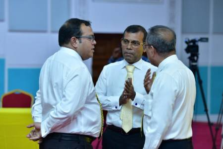 Former Pres Mohamed Nasheed elected as Speaker of Parliament