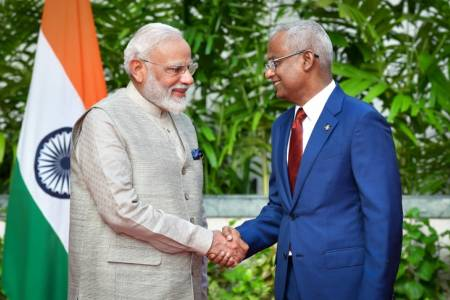 Maldives, India to set up counter-terrorism working group