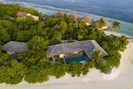 Cenizaro's second property in Maldives is now open