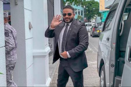 Emergency motion to parliament over Adeeb travelling abroad