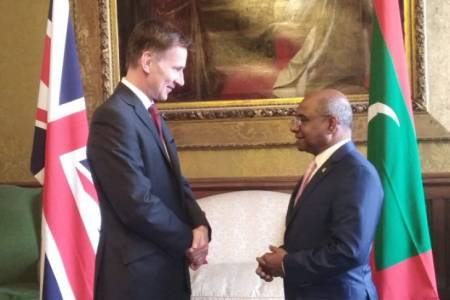 Foreign Min discusses rejoining Commonwealth with UK leaders