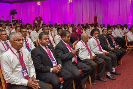 Finance Ministry issues party funds to PPM