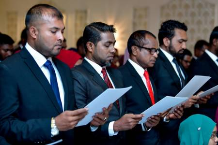 MVR 1.2 million budget for Bar Council Elections