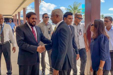 State pays MVR 130 million to Villa Group's WLT