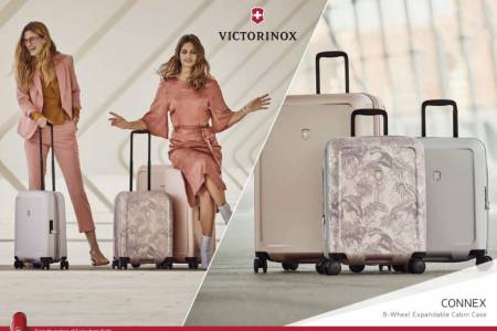 The Connex Collection: Smart, strong, strikingly feminine