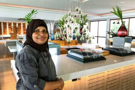 Women in Hospitality: Nasreena Ali – From a small business owner to a sous chef