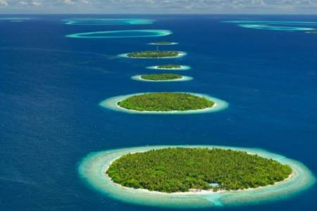 Maldives ranks World's 6th Bucket List Destination