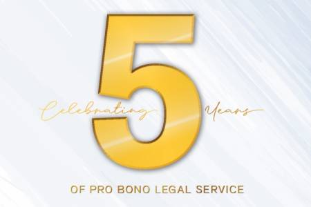 Family Legal Clinic: Celebrating the first five-year mark