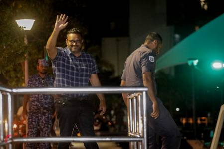 Adeeb transferred to house arrest, on electronic tag