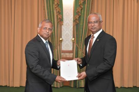 President appoints MMA Governor, JSC member