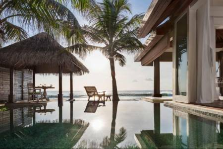 Conde Nast hails 22 Maldives' resorts as best in Indian Ocean