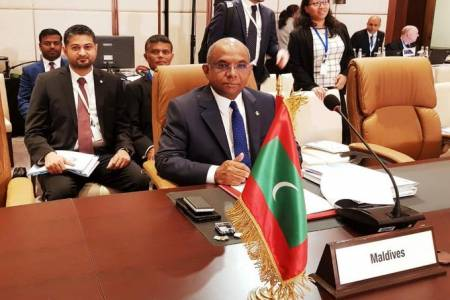 Foreign Minister speaks at IORA Council of Ministers Meeting