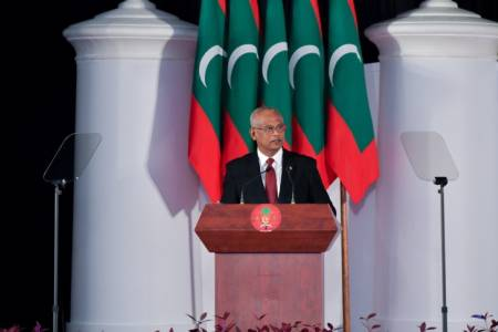 Will not discriminate citizens over political affiliations: Pres Solih