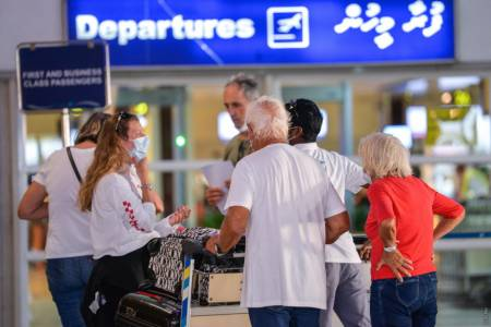 EU: All European tourists stranded in Maldives, now safely home