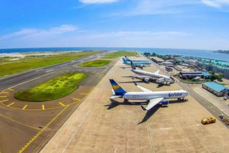 Velana International Airport to be Closed Every Night