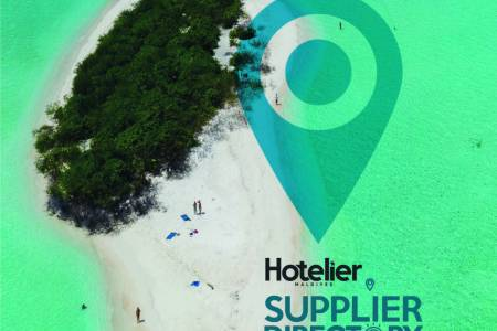Maldives Hotel Supplier Directory now in circulation