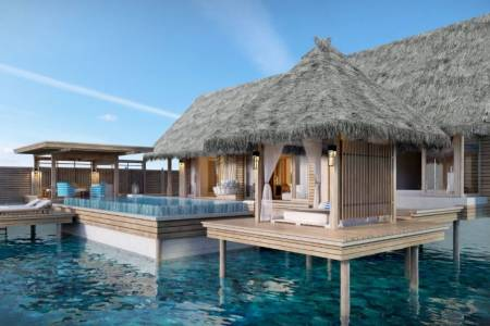 Waldorf Astoria Maldives Ithaafushi to be unveiled in July